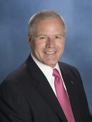Mark A. Heckler, president, Valparaiso University