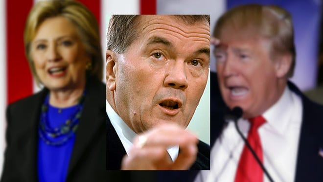It's sad and frustrating that we don't have two candidates of the caliber of a Tom Ridge from which to choose.