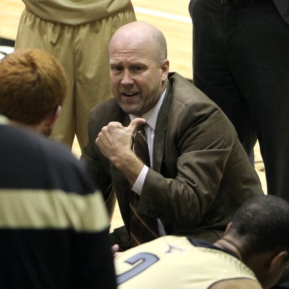 Former Wisconsin coach Brad Soderberg, a Stevens Point native, has been hired to be an assistant at the University of Virginia.