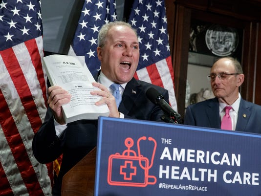 Steve Scalise, Phil Roe