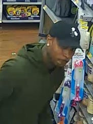 A suspect in baby formula theft from Wal-Mart in Cortland