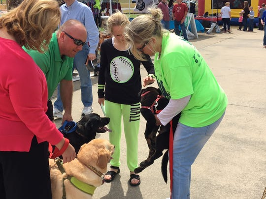 Taylor Crossing Animal Hospital holds its second annual Wags 4 Wishes fundraiser to help local rescue groups on Sunday with free fun and demonstrations.