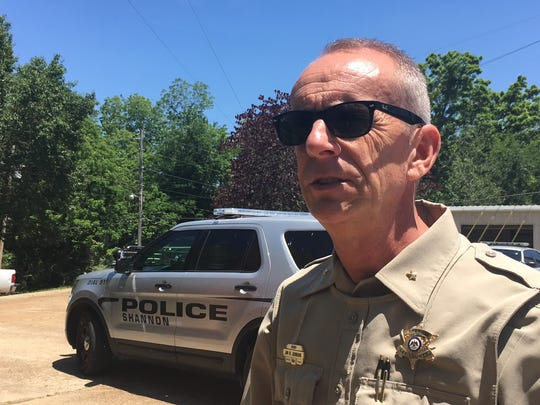 Sheriff Jim Johnson, of Mississippi's Lee County, is in hot water over racist text messages.