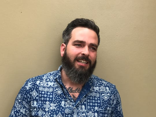 Angry Orchard head cider maker Ryan Burk is a Williamson