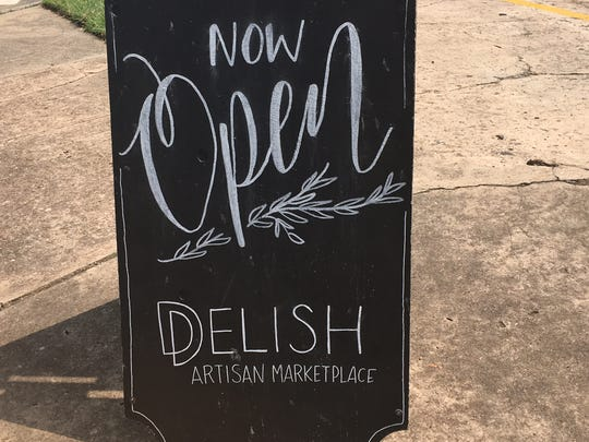 Delish, now open at 3240 Line Avenue in Shreveport.