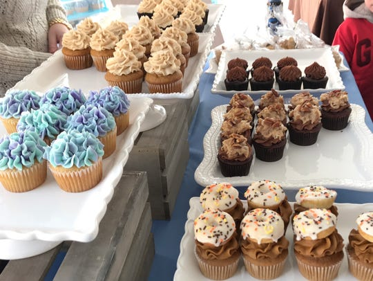 Cupcakes by Maddy Cakes, a home-based Poughkeepsie