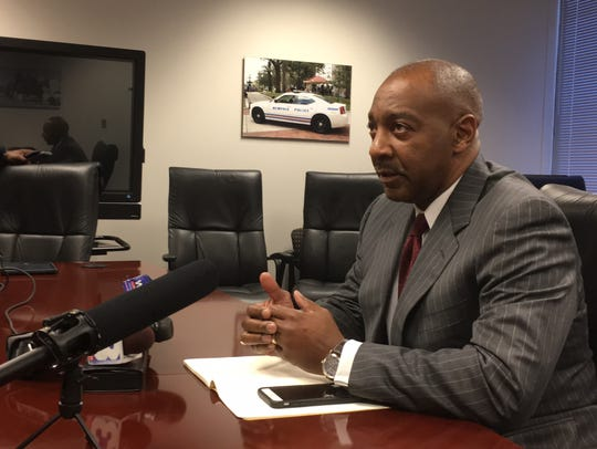 Memphis Police Major spoke with reporters on Thursday,