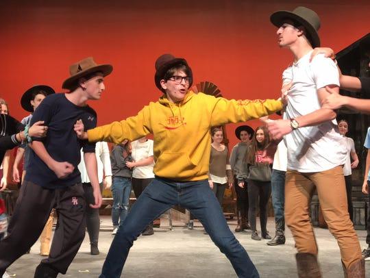"Byram Hills High School presents ""Oklahoma!"" 7 p.m.,"