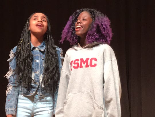 "Mount Vernon's high schools present ""The Color Purple"""