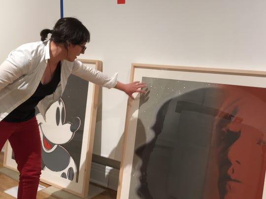 Pensacola Museum of Art director Amy Bowman-McElhone