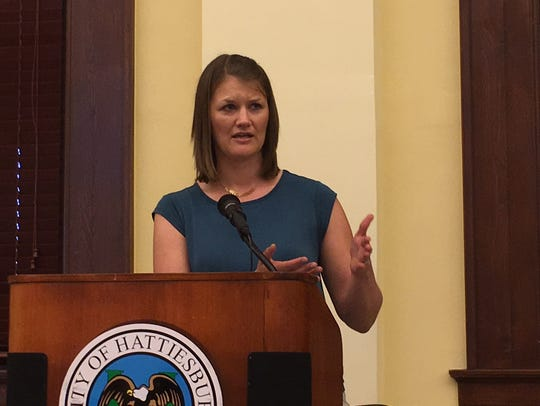 Christina Dent, Back Porch Drug Policy Forum member