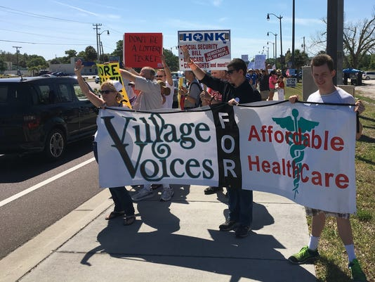 """""""Village Voices for Affordable Health Care"""""""