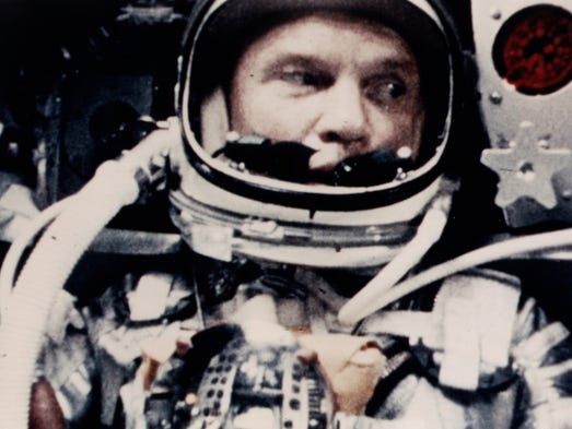 John Glenn, astronaut and senator, dead at age 95