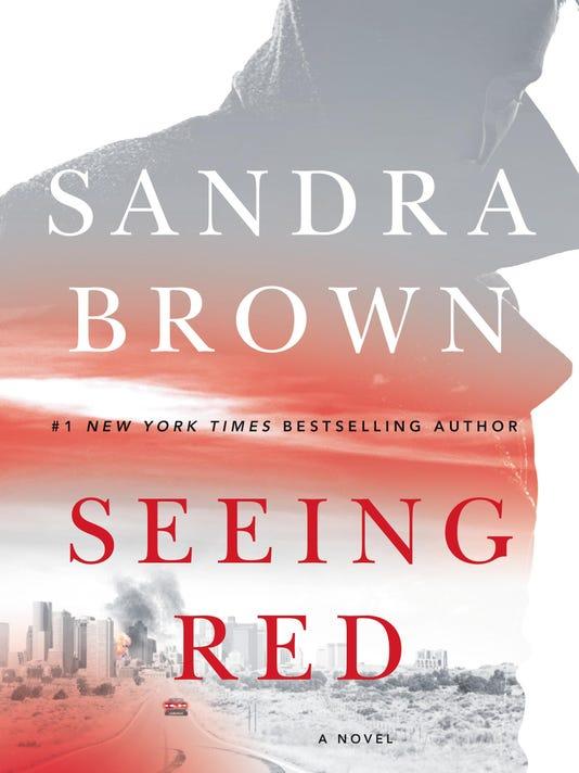 Sandra Brown Seeing Red