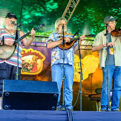 Indiana Fiddlers Gathering June 25, 2016