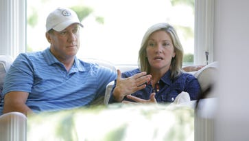 Prayers flowing in for ailing Jim, Jill Kelly