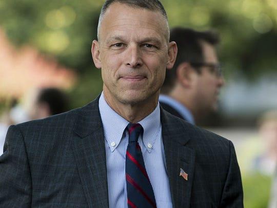 U.S. Rep. Scott Perry, R-York, represents Pennsylvania's 4th District.