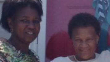 Victoria Floore, 59, and Etoy Evans, 72, have been reunited with family