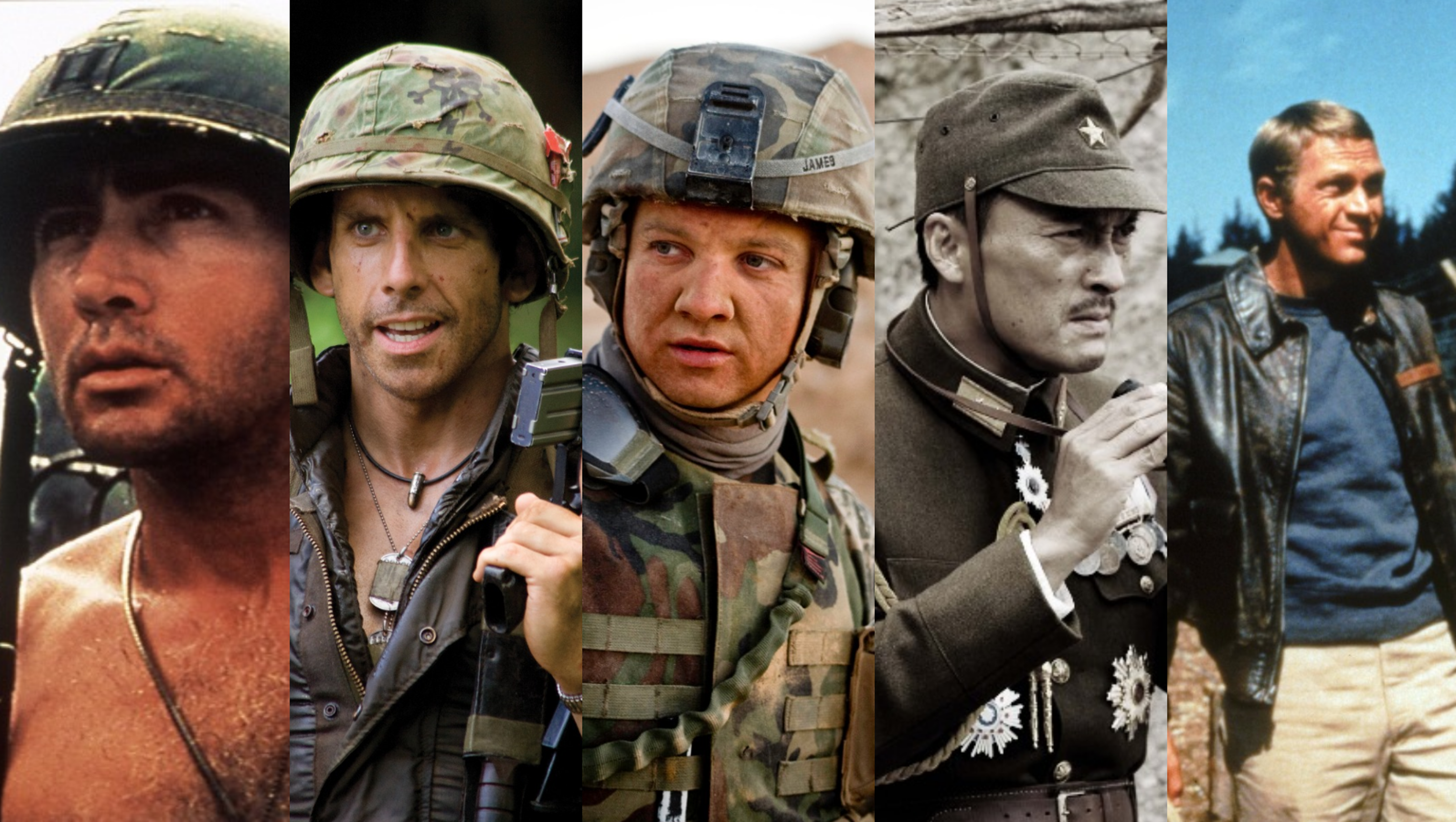 The 5 best war movies to binge-watch this weekend