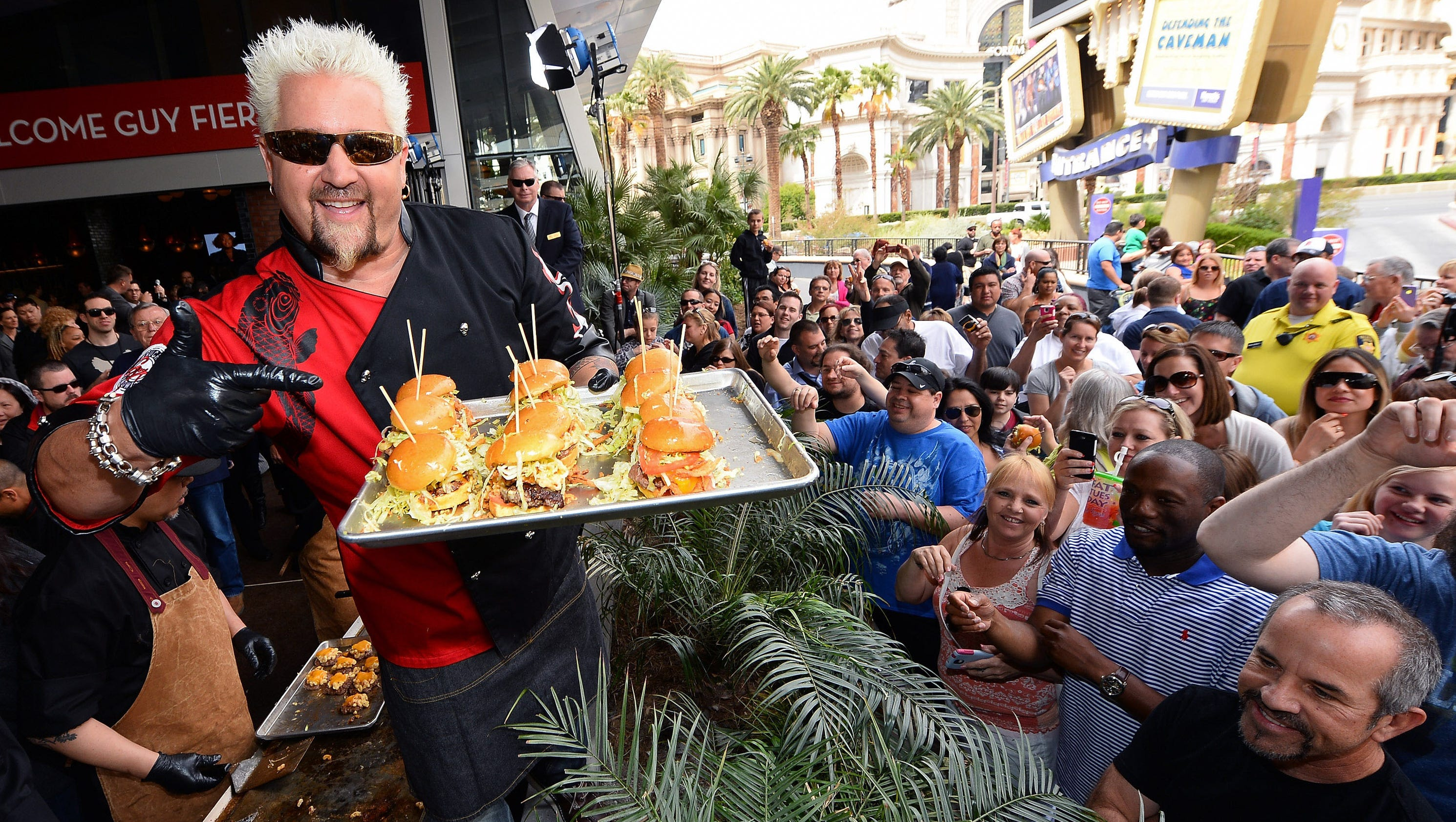 Guy fieri 39 s restaurants and signature dishes for 788 food bar argentina