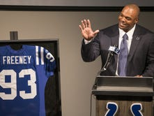 After 16 years of greatness, Colts great Dwight Freeney comes home