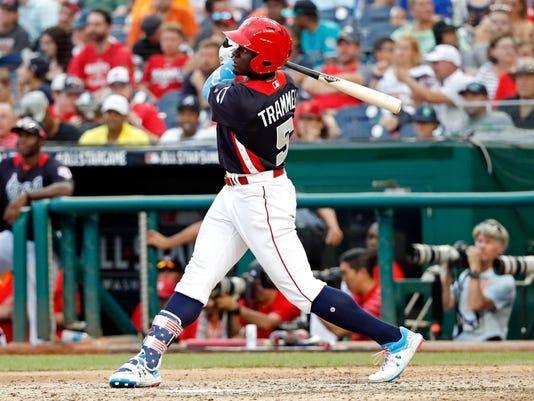 USP MLB: ALL STAR GAME-FUTURES GAME S OTH USA DC