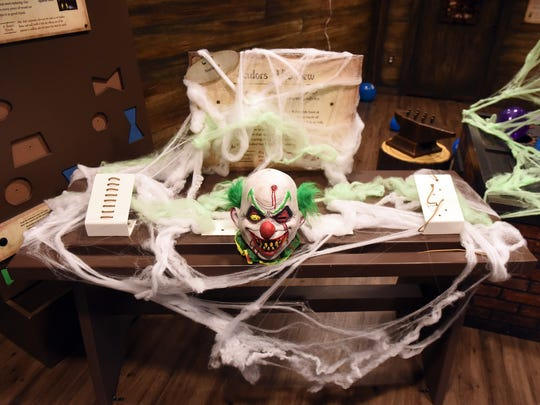The Children's Museum of the Treasure Coast in Jensen Beach will turn into a Haunted Hotel for Thursday, Friday and Saturday. See if it's as scary as the museum's previous haunted house.