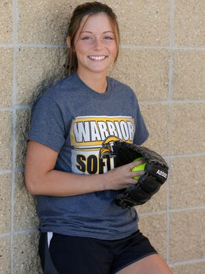 Waupun's Megan Van Ruiswyk is a two-time first-team all-East Central Conference selection.