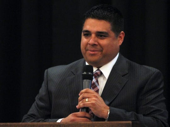 Mayor Stephen Santellana recently denied a request