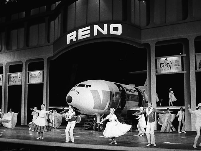 """Yep, it was a real plane. Here's a scene from """"Hello"""