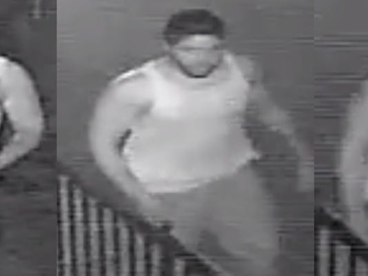 West York Borough suspect this man of arson.