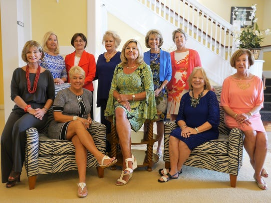 The Palm Cove Women's Club in Palm City (pictured is