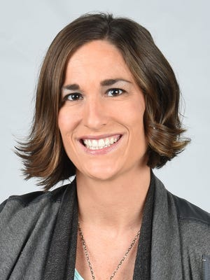 Brooke Foulk, Knoxville Business Journal 40 Under Forty.