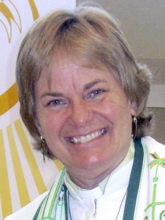 Pastor Lori Swenson