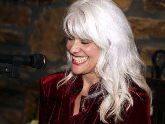 Carolyn Hannan doesn't mind at all if she evokes comparisons to Emmylou Harris. After all, she's a fan.