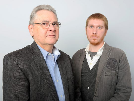 Our watchdog team of Steven R. Reed and Justin A. Hinkley holds public officials accountable.