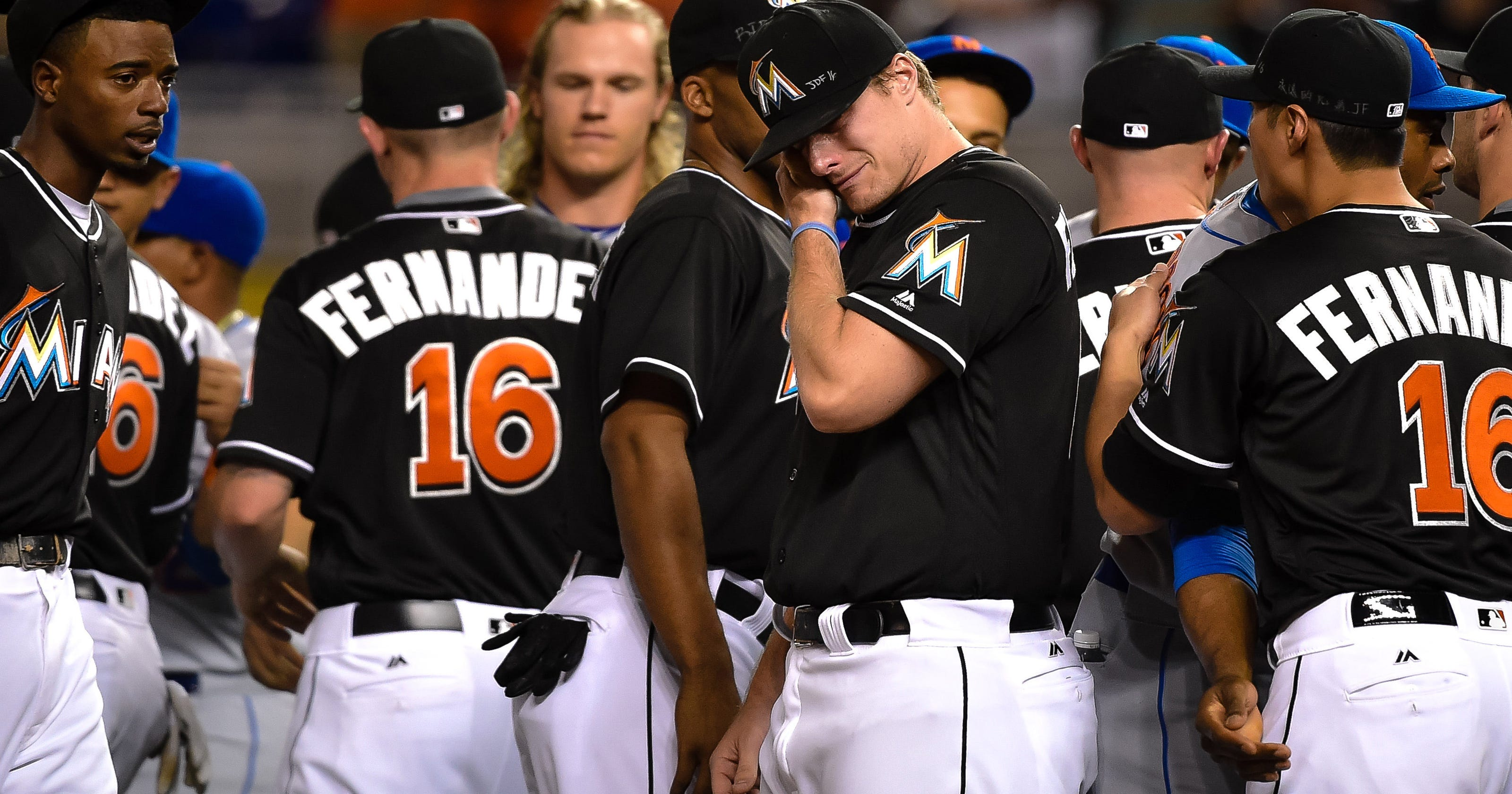 ece8b0862 Marlins will grieve Jose Fernandez for years