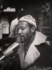 Marvin Gaye on August 15, 1971.