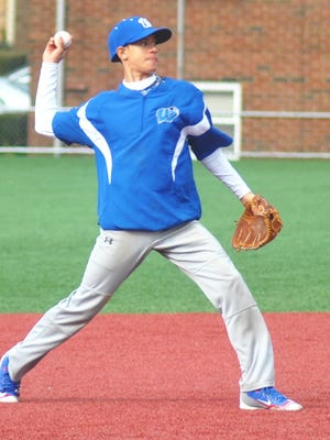 Wallington senior shortstop/pitcher Leo Sequera was named first-team all-division.