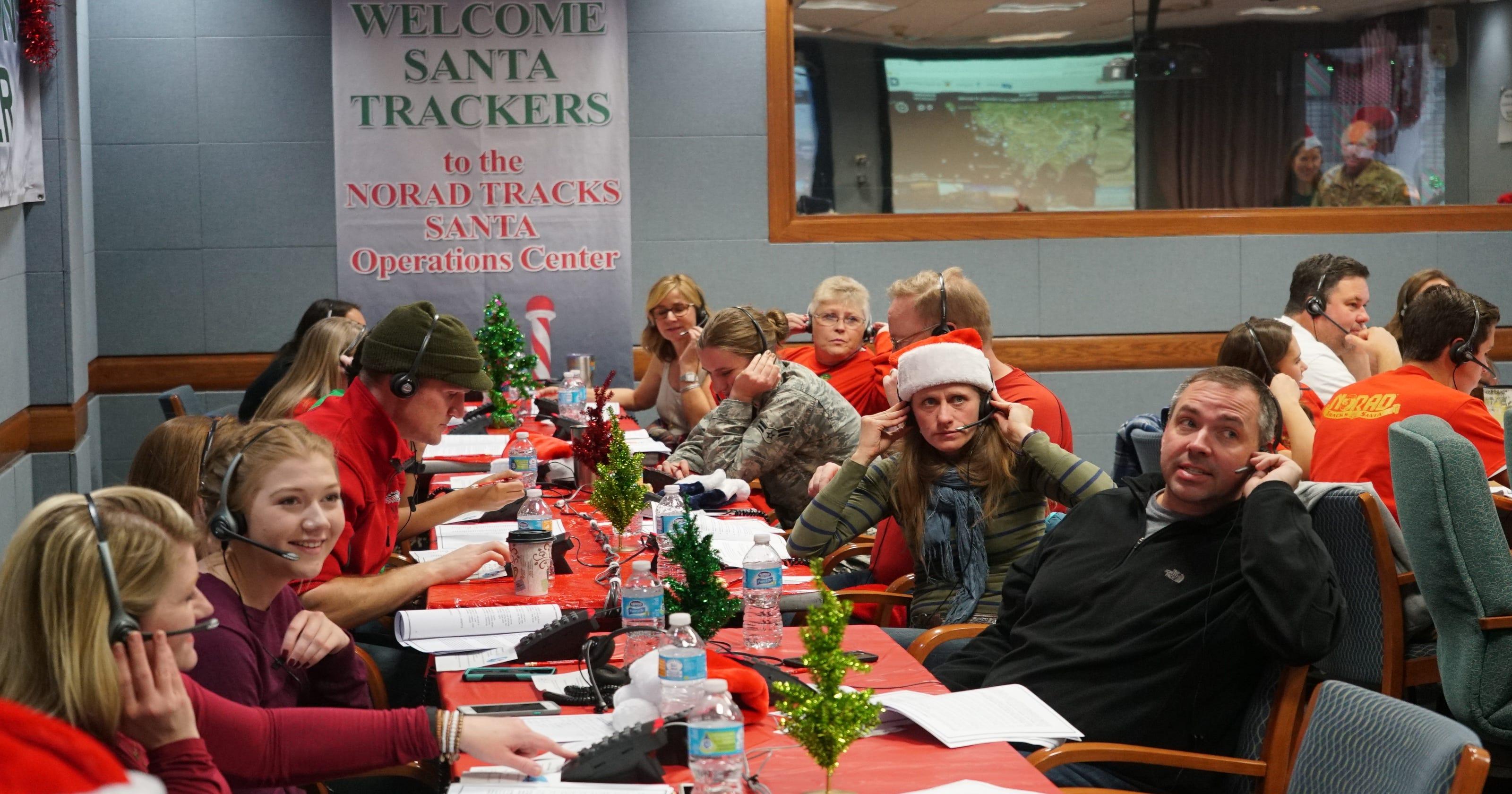 Tracking Santa: How NORAD brings Christmas joy to kids everywhere