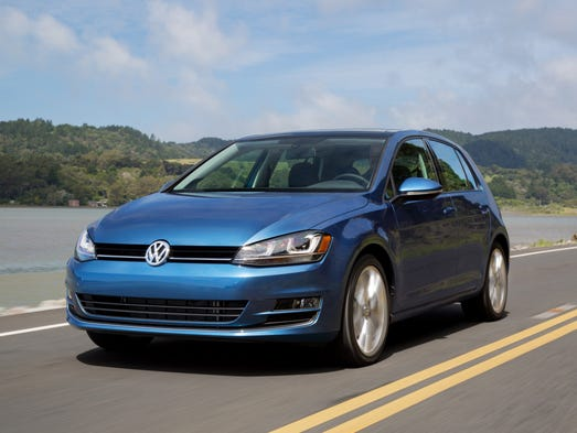 2015 Vw Golf Is Mpg And Scoot Champ