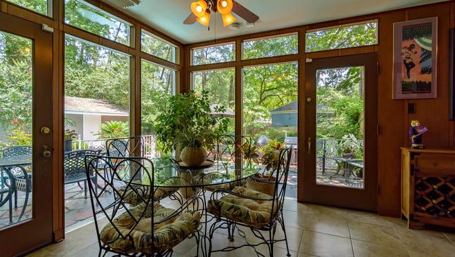 Adding a sunroom can be a good investment by providing more living space at a reasonable price.