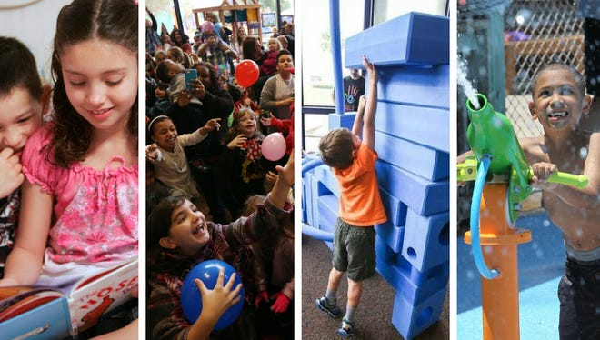 Keep the kids entertained with these activities