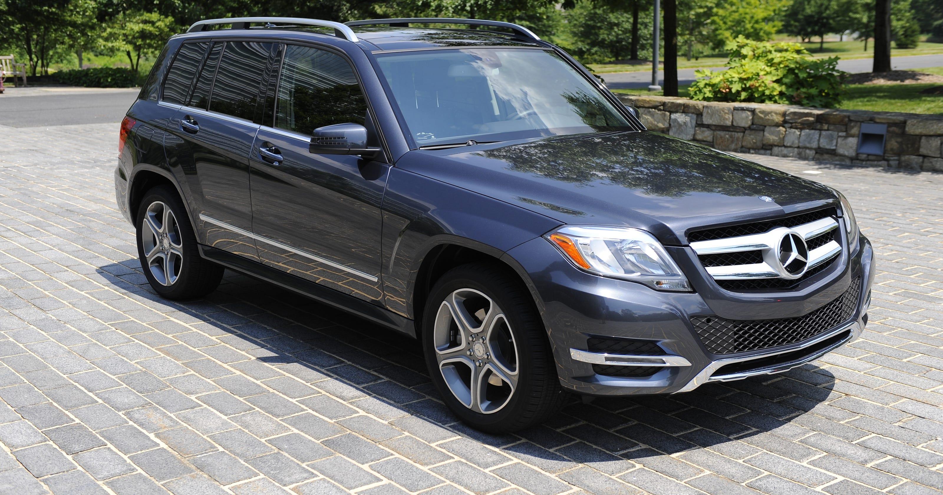 Test Drive: Mercedes-Benz GLK250 a great diesel