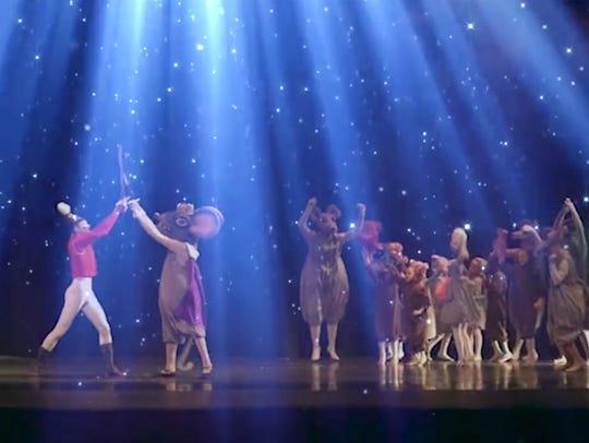 """The 41st annual production of """"The Nutcracker"""" by the"""