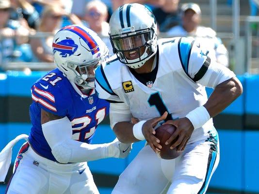 Buffalo Bills v Carolina Panthers bc0e2bac2