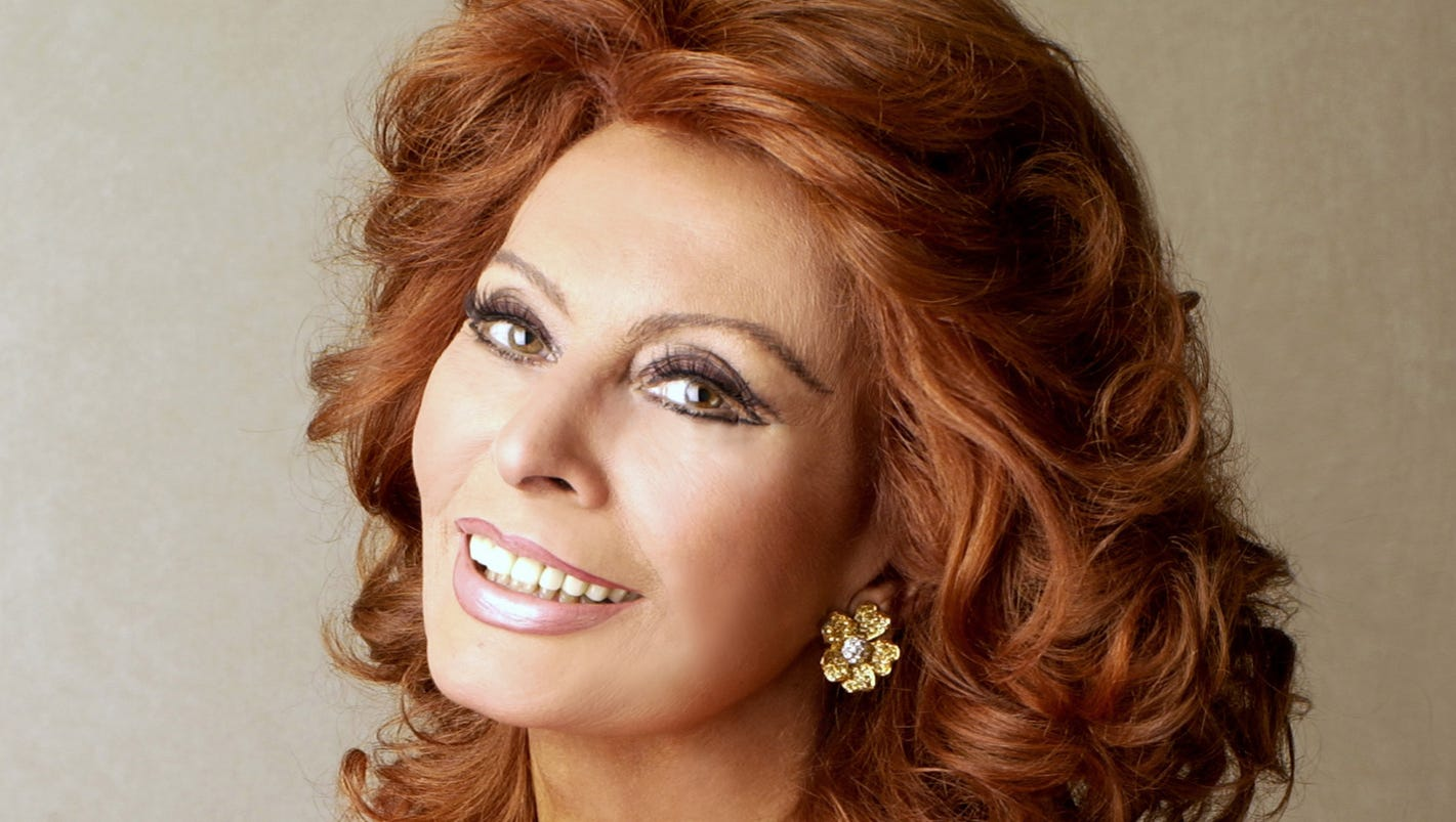 Sophia Loren On Life Career And Red Bank Appearance