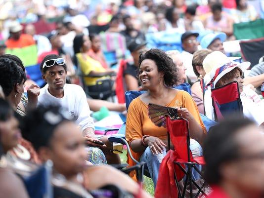 Indiana Black Expo Summer Celebration