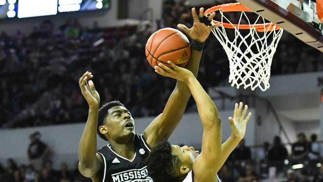 Mississippi State will look to prevent Kentucky from scoring too much on the offensive glass.