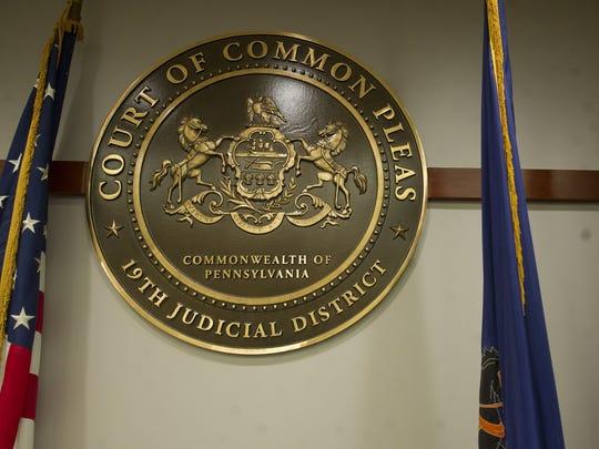 The York County Judicial Center.